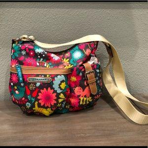 """Final Price"" NWOT LILY BLOOM Crossbody Handbag"